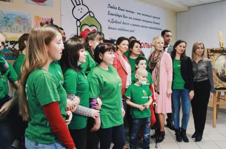 Дети больные онкологией